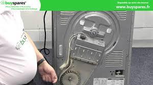 accessoire pour seche linge comment remplacer le système de chauffage d un sèche linge ex lg