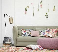 blumige aussichten in grün und rosa bild 4 schöner wohnen