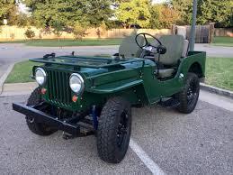 100 Craigslist Okc Trucks 1948 CJ2A Jeep Willys Frame Off Resto For Sale In Oklahoma City OK