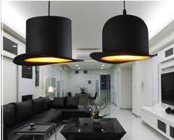 Scandinavian Living Room Lights Dining Bedroom Children UK Cap Iron Chandelier Lamp Minimalist Balcony