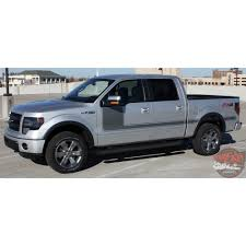 100 Ford Truck Packages F150 Door Stripes FORCE ONE DIGITAL Appearance Package Hockey