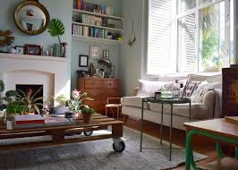 Eclectic Modern Bohemian Rustic Vintage Interior Decor Farrow