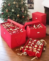Large Adjustable Ornament Storage Box Pertaining To Rubbermaid Christmas