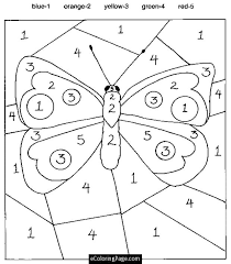 Coloring Pages For Kids To Print Out Numbers 04