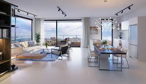 100 Penthouse Design Sea View Apartment Interior Polycount