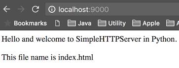 Python Decorators Simple Example by Python Simplehttpserver Python Http Server Journaldev