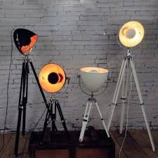 Archie Photographic Tripod Floor Lamp by Lighting Attractive Photographers Tripod Floor Lamp For Living
