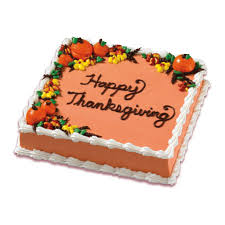 Thanksgiving clipart cake 5