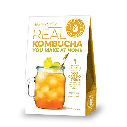 Cultures for Health Real Kombucha Starter Culture