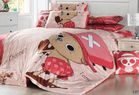 line Shop New Boy bedding set one piece anime bed 2015 cartoon