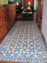 beautiful mexican style floor tiles how to seal saltillo tile