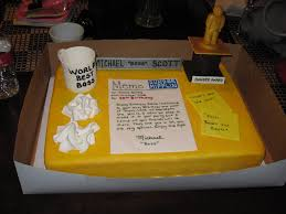 The fice Birthday Cake 30th Bday Party Ideas For You Know Who