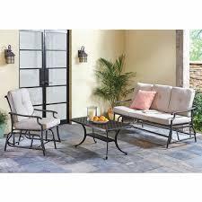 Uberraschend Outdoor Couch Glider Sofa Vintage Swings Glides ...