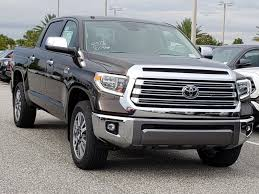 New 2019 Toyota Tundra 1794 Edition CrewMax In Orlando #9820000 ... Tamiya 110 Toyota Tundra Highlift Kit Towerhobbiescom Ford F150 Svt Raptor Vs Trd Pro Carstory Blog Custom Trucks Near Raleigh And Durham Nc The Fullsize Capable At Thomasville 2011 Top Speed New 2019 4x4 4wd Crewmax 57l Sr5 Short Bed In Round Heavyduty 2017 Grey Tundrabronze Wheels Accents Tundra Toyota Trucks 7 Things To Know About Toyotas Newest 2018 Crewmax 55 Truck Rock Test Drive Tough Is Built To Last Times Free Press