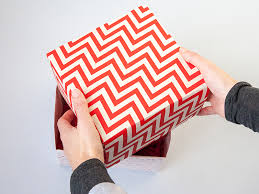 DIY How To Fold A Paper Box