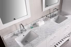 72 Inch Wide Double Sink Bathroom Vanity by Design Element London Cambridge Double 72 Inch Modern Bathroom
