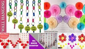 20 DIY Easy Wall Hanging Craft Ideas Tutorials