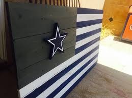 Dallas Cowboys Baby Room Ideas by Dallas Cowboys Wood Flag My Sports Themed Projects Pinterest