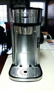 Hamilton Beach The Scoop Coffee Maker Single Serve Cup Parts