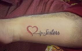 Sisters Lifeline Tattoo 4