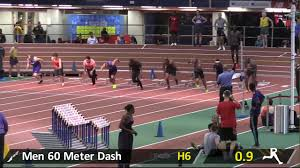 ArmoryTrack Videos Men s 60m Open Section 8 Armory Open
