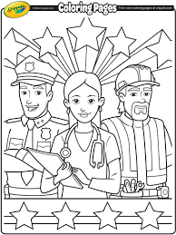 Coloring Download Labor Day Pages Free Printable Cool 124