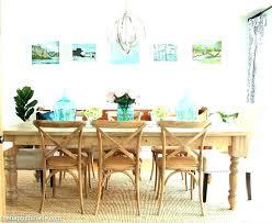 Coastal Dining Room Sets Beach House Set Kitchen Table Cottage