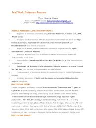 Real World Selenium Resume | Selenium (Software) | Systems ... Selenium Sample Rumes Download Resume Format Templates Qtp Tester Ideas Testing Samples Experience New Collection Manual Eliminate Your Fears And Doubts About Information Testing Resume 9 Crack Your Qtp Interview Selenium For Automation Best Test Qa Engineer Velvet Jobs Blue Awesome Image Headline For Software Fresher Floatingcityorg 89 Automation Sample Tablhreetencom Qa With Part Smlf 11 Ster Of