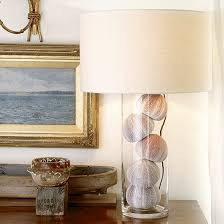 Fillable Craft Table Lamp by 14 Fillable Craft Table Lamp Fillable Lamp Sea Shell