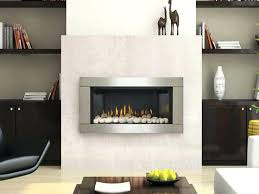 Indoor Natural Gas Fireplace Indoor Natural Gas A Outdoor Propane