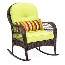 BestChoiceProducts: Best Choice Products Outdoor Wicker Rocking ... Best Rocking Chairs 2018 The Ultimate Guide I Love The Black Can Spraypaint My Rocker Blackneat Porch With Amazoncom Choiceproducts Wicker Chair Patio 67 Fniture Rockers All Weather Cheap Choice Products Outdoor For Laurel Foundry Modern Farmhouse Gastonville Classic 10 Awesome Of Harper House Attractive Lugano Wood From Poly Tune Yards Personalized Child Adirondack Bestchoiceproducts Bcp Iron Scroll 20 At Walmart