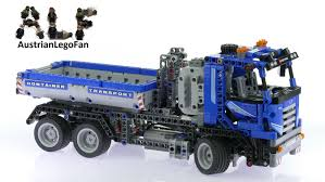 Lego Technic 8052 Container Truck - Lego Speed Build Review - YouTube 1 X Lego Brick Set For Technic Model Traffic 8285 Tow Truck Model Arctic End 132016 503 Pm 8052 Container Speed Build Review Youtube Lego Stunt 42059 Iwoot 42041 Race Rebrickable With Lls Slai Ir Tractor Amazoncom Pickup 9395 Toys Games The Car Blog Service Buy Online In South Africa Takealotcom Roadwork Crew 42060