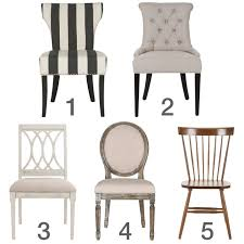 How To Pick The Best Dining Chair For Your Room Overstock Com Rh Furniture Styles 1930s
