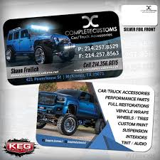 Business Cards - KEG Media Bully Truck Accsories Car Diversified Creations Auto Sylvania Restyling Hall Wins Action And 50 At Oyster Bed Speedway Shop In Staten Island Ny Wil Johns Tire Empire A Budget Ls Accessory Bracket Mod Hot Rod Network Home Kar Kraft Automotive Donates 200 To Support Red Install Our Productscar Vehicle Josephs Toy Store Custom By Hytech Trim