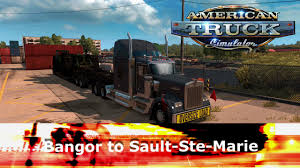 American Truck Simulator - Bangor To Sault Ste Marie - Coast To ... Varney Chevrolet In Pittsfield Bangor And Augusta Me Stan Holtzmans Truck Pictures The Official Collection Hauler One Injured Township As Pickup Truck Collides With House Bangor Truck Equipment Xv2 Youtube Buick Gmc Hermon Ellsworth Orono Not Just For Stephen King Fans Community Fd Mi Spencer Fire Trucks H74 Hits Crash Caught On Camera City Of Maine Dpw Rbg Inc Mounted Hydraulic Lift Monster Jam Trailer Sales Campers Service Repair At Harvey Rvs