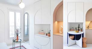 100 Tiny Apartment Design Smart Small Apartment Design Solutions By A French Studio