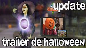 Sims Freeplay Halloween Update 2015 by The Sims Freeplay Atualização Monstros De Doces Youtube