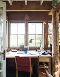 Bush Vantage Corner Desk Instruction Manual by Gardenista Book Sneak Peek The Architects U0027 Studio On Cape Cod