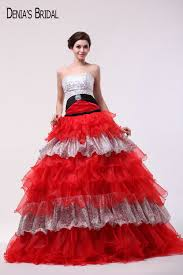 popular evening ball gowns red buy cheap evening ball gowns red