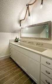 Chandelier Over Bathroom Sink by Chandelier Over Sink Design Ideas