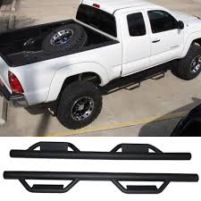 Buy 05-15 Toyota Tacoma Quad Cab Side Step Bar Running Boards Nerf ... A1 Sidestep Truck Access Ladder Traxion Engineered Products Topline 746756372519 5 Oval Side Step Nerf Bars Running Boards Ram Hd Mopar Steps Do It Yourself Trend Buy 0515 Toyota Tacoma Quad Cab Bar Traxion 657974 Accsories At Bully Bbs1103 4pcs Stepbbs1104l Black Hitch Wled Tac For 092018 Dodge Ram 1500 Pickup 3 Close Up Of Stair Stock Photo Picture And Big Country Best Used To In Alberta