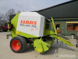 Christmas Tree Baler Used by Used Claas Rollant 255 Rc Round Balers Price 14 583 For Sale