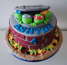 Ninja Turtle Decorations Ideas by Birthday Cakes Images Famous Teenage Mutant Ninja Turtles