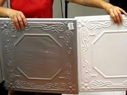 polystyrene styrofoam do it yourself decorative ceiling tiles how