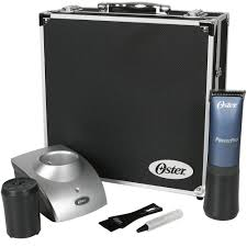 Conair Pro Dog Shedding Blade by Oster Power Pro Ultra Clipper Kit With Blade And Storage Case