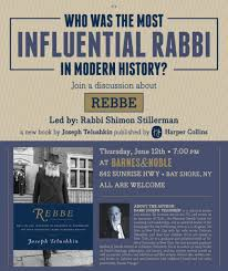 Barnes & Noble book review Chabad Islip Township