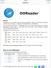 OOReader on the App Store