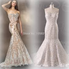 champagne wedding dress with lace overlay junoir bridesmaid dresses