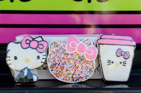100 Truck Stop San Diego Hello Kitty Cafe Bringing Cuteness To Carlsbad And Chula Vista
