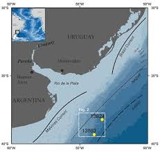 Sulfur Cycling In An Iron Oxide Dominated Dynamic Marine Depositional System The Argentine Continental Margin